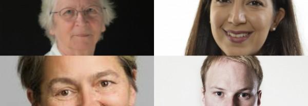 Gunilla Källenius, Lawen Reda, Gizela Sladic, Anders Österberg
