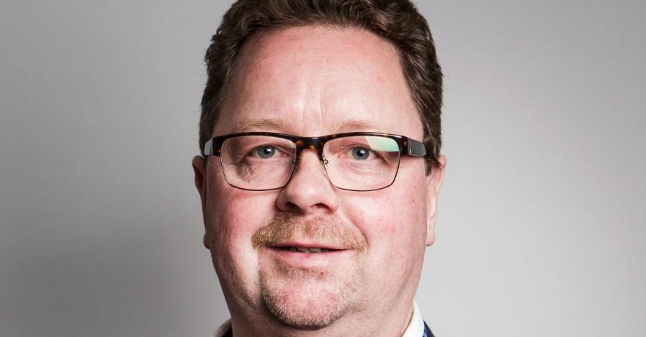 Magnus Pettersson, förbundsordförande Fastighets