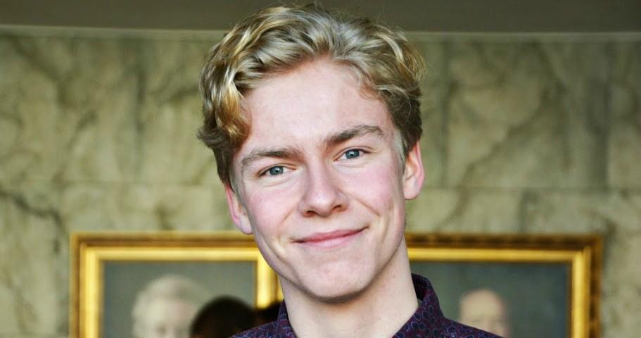 Axel Hallberg Grön Ungdom