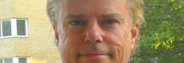 Tony 'Roos, förbundsordförande KFA