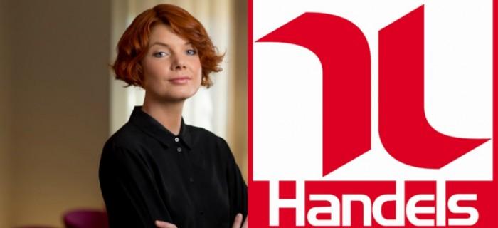 Cecilia Berggren, utredare Handels.
