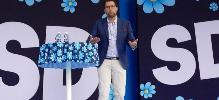 FOTO: Sverigedemokraterna