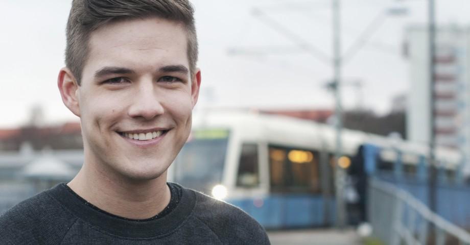Mårten Roslund, MP