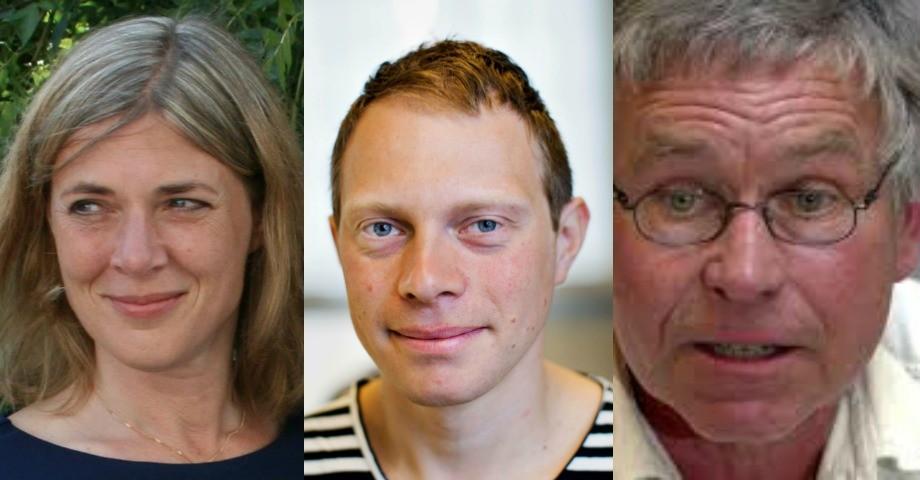 Ann-Mari Ljungberg, Jimmy Sand, Johan Lönnroth, Foto: Linn Sandmark, Johan Wingborg