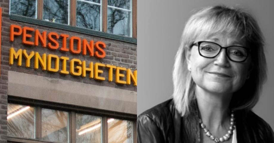 T.h. Marianne Sandén Ljungberg, vd på Mazars. Bild: Mazars