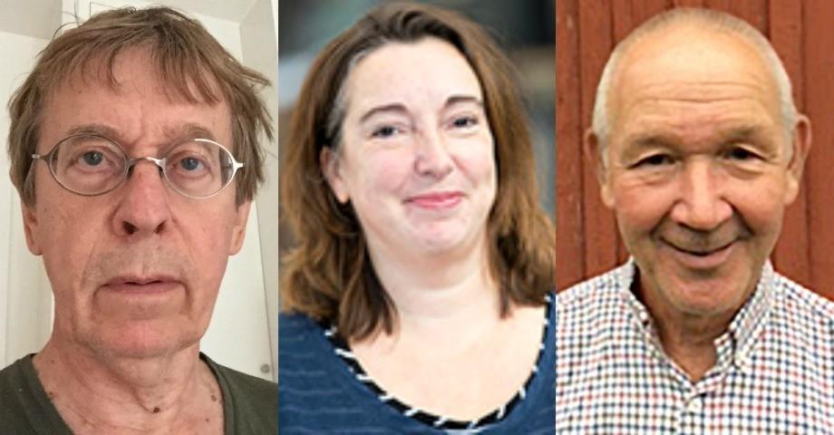 Christer Wigerfelt, Carina Listerborn, Lennart Sjöstedt,