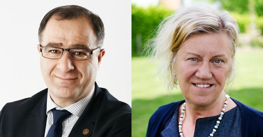 Ilan De Basso (S),Carina Ödebrink (S)