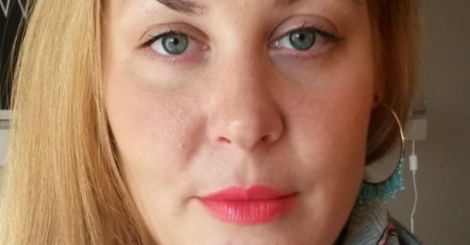 Erika Hellberg porträttbild