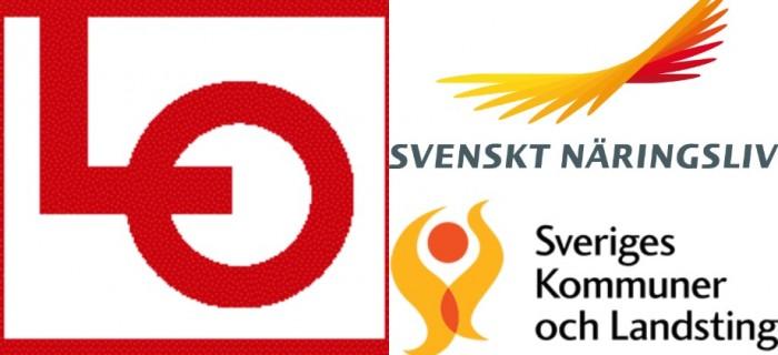 LO, SKL och Svenskt Näringsliv deltog på seminarium om nyanländas etablering.