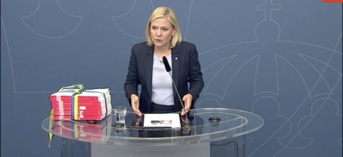 Magdalena Anderssob hostbudget 18 2