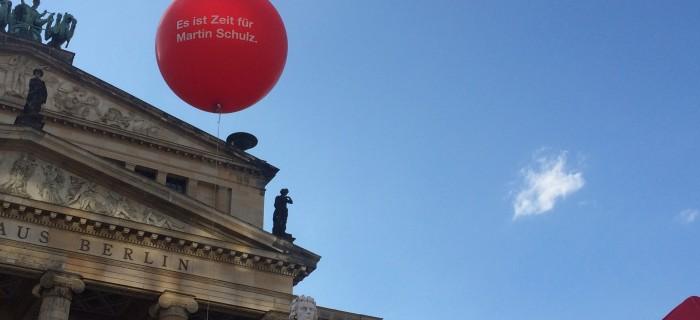 Valrörelsen 2017 - en besvikelse för SPD  foto: Elsa Persson