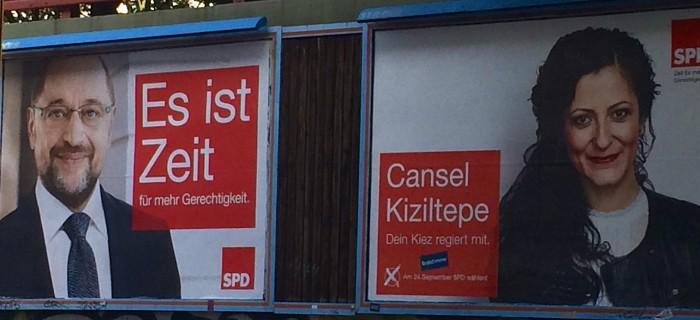 Berlin förbundsagsval 2017 Foto: Elsa Persson