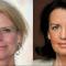 Åsa Regnér (S) och Anne Ramberg. Bild: Socialdemokraterna och Advokatsamfundet.