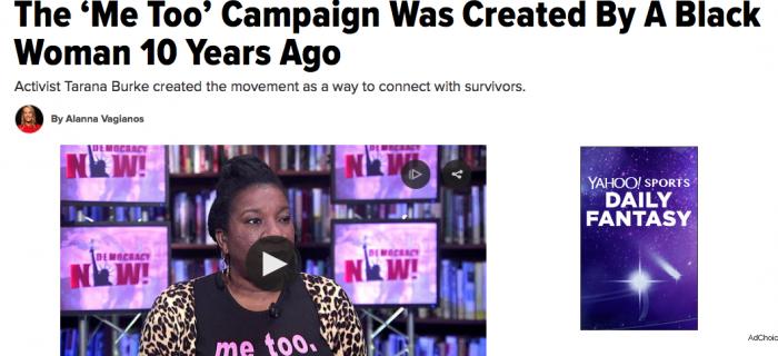 Bild: Skärmdump Huffington Post