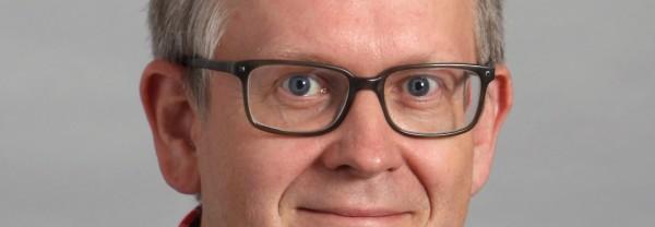 Jörgen Lundälv, foto: Göteborgs Universitet