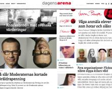 Dagens Arena 11 oktober