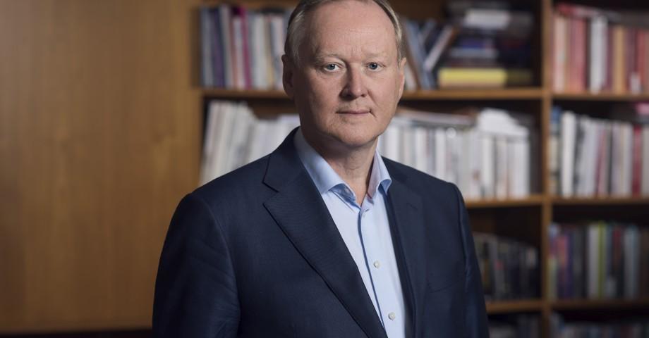 Leif Östling, ordförande för Svenskt Näringsliv. Bild: Svenskt Näringsliv.