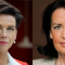 Sofia Larsen, förbundsordförande Jusek och Anne Ramberg, Sveriges Advokatsamfund.