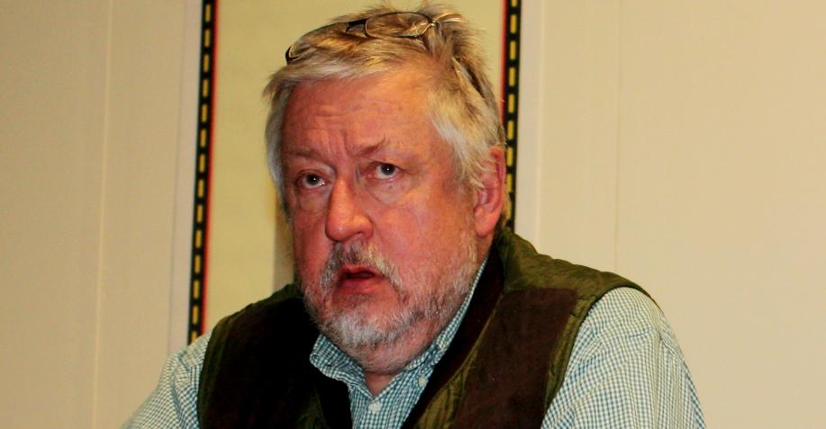 Leif GW Persson. Bild: Anneli Saloi/Wikimedia commons