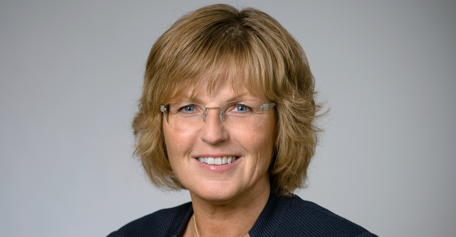Professor Ruth Mannelqvist. Bild: Umeå universitet