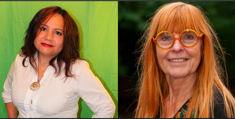 Claudia Velasquez, Ingrid Mattiasson Saarinen