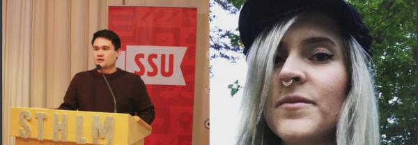 Alexander Petersson  Emmelie Renlund