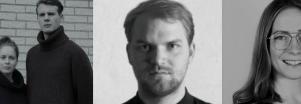 Li Weeks, Martin Escobar Steinvall Nils Norell Frida Gunnarsson