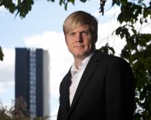 Tomas Eriksson, MP