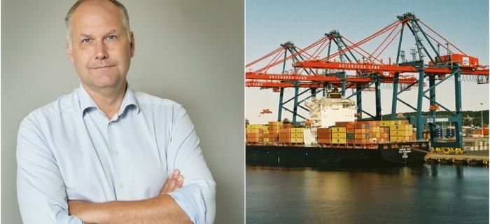 Jonas Sjöstedt hotar att fälla regeringen om de inskränker strejkrätten