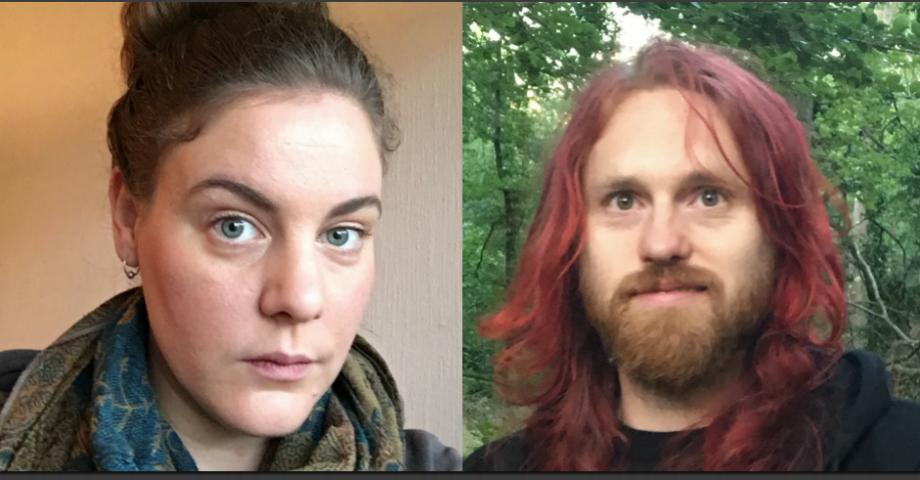 Veronika Rangin  Loke Rivano Wängelin