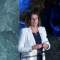 Isabella Lövin på förra årets Havskonferens. FOTO: FN