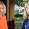 Carina Lindfelt, Svenskt Näringsliv och Therese Guovelin, LO.