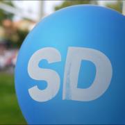 SD ballong kvadrat