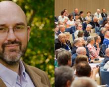 Magnus Hagevi, Linneuniversitetet, har forskat kring partistödet.
