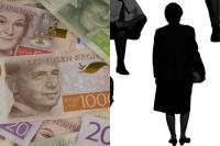 kvinnor pengar