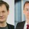 Carl Schlyter och Jonas Eriksson, båda från MP