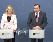 Lena Hallengren bli ny minister