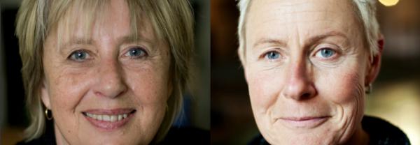 Lisbeth Larsson, Maria Sjöberg