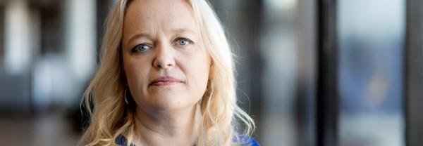Anna Karin Hildingson Boqvist.