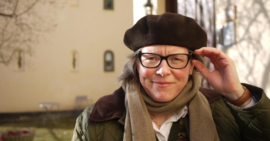 Lena Andersson. Foto: Elsa Persson