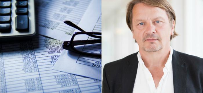 Mats Glavå, arbetsrättsforskare. Bild: Jeffrey Johns/Göteborgs universitet