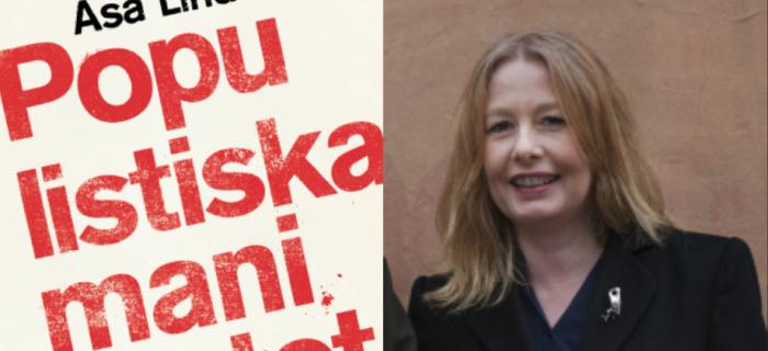 Åsa Linderborg. Bild: Sofia Runarsdotter.