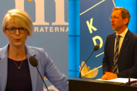 Oppositionen kritiserar vårbudgeten