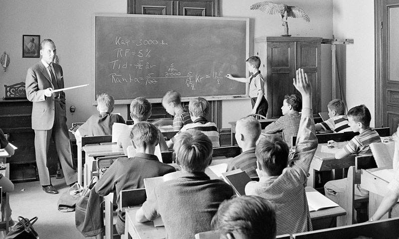 Kd vill ha mindre klasser i skolan 3