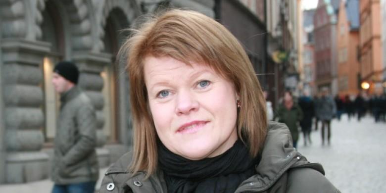 Ulla Andersson, ekonomisk-politisk talesperson för Vänsterpartiet