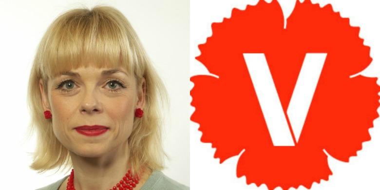 Bild: Riksdagen & Vänsterpartiet