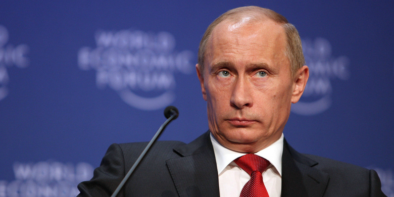 Vladimir Putin. Bild: Flickr