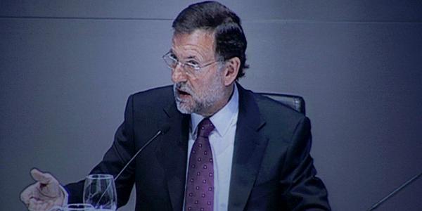 Partido Populars partiledare Mariano Rajoy. Bild: Flickr