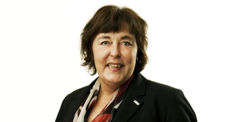 Christin Johansson. Bild: Kalle Assbring