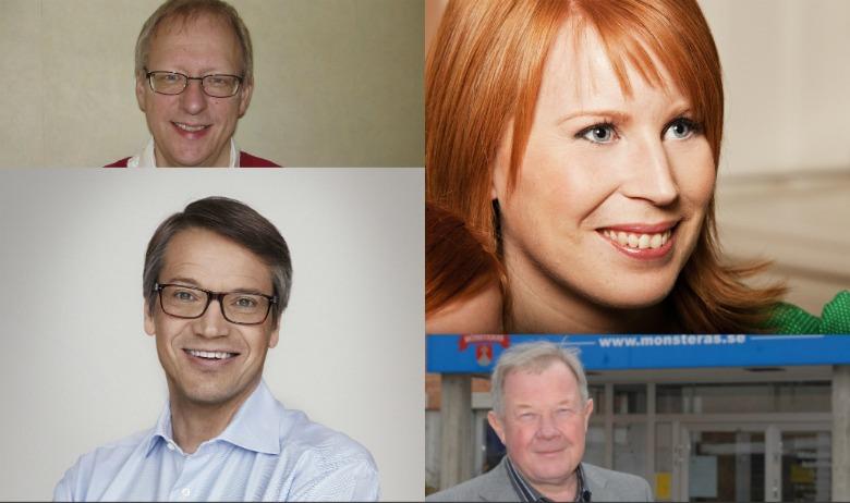 Bild: Kristdemokraterna, centerbilder/Flickr och Dagens Arena